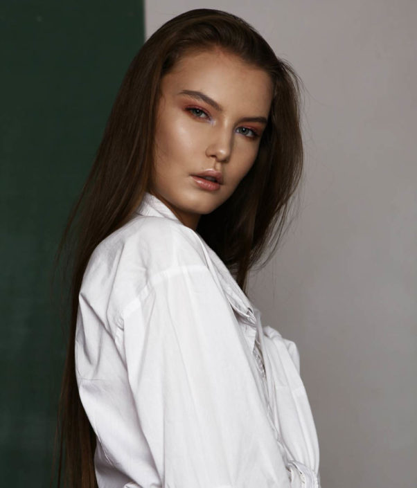 Models Valeria Dehtiarova Fresh Talent Management