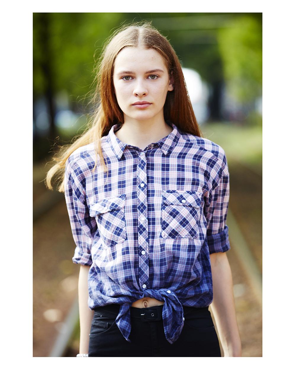 Models Sofia K Fresh Talent Management