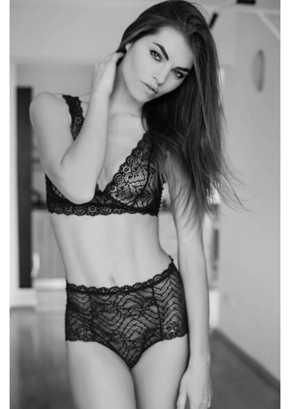 Models Anastasia Grik Fresh Talent Management