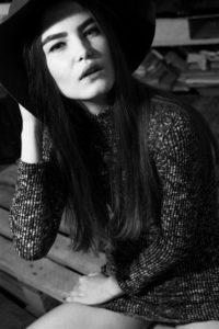 Models Valeria Dehtiarova Fresh Talent Management