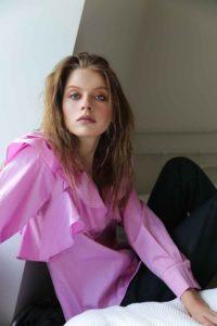 Models Hanna Frolova Fresh Talent Management