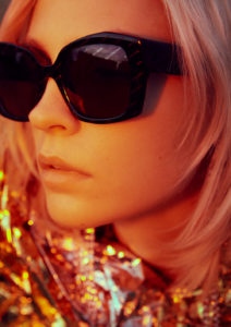 Models Karolina Tolkachova Fresh Talent Management