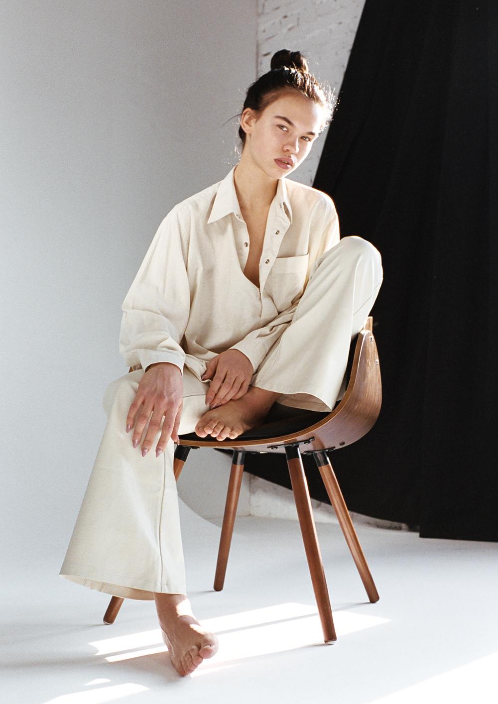 Model Marina Maru Fresh Talent Management